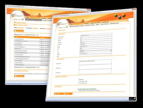 Die Kundenverwaltung als wichtiges Tool des Power Newsletters der Webagentur LearnConsult