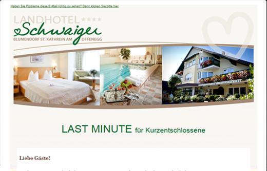 Newsletter vergleichen mit der Newsletter Software aus Graz